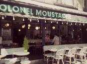 Déjeuner chez Colonel Moustache Tour Maubourg