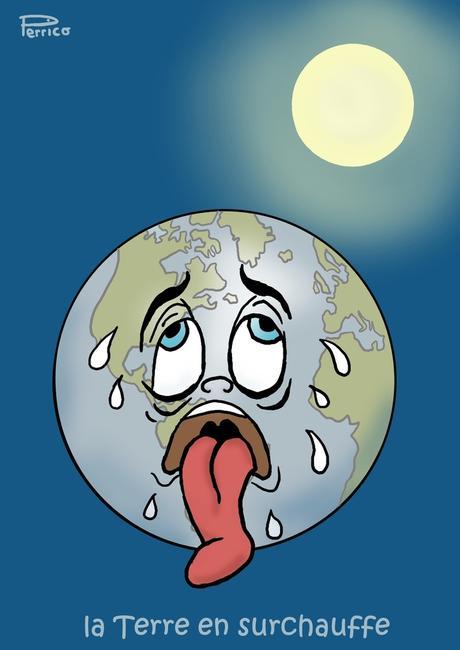 Le réchauffement climatique en question