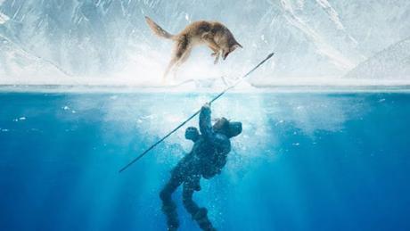 Affiche IMAX pour Alpha signé Albert Hughes