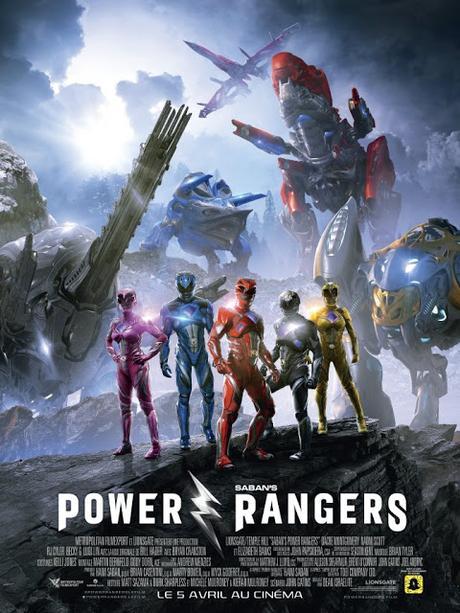 Vers une suite au reboot de la franchise Power Rangers ?