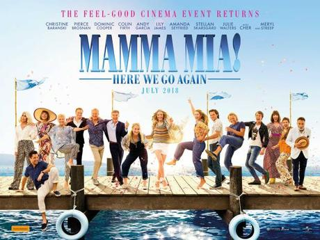 Mamma Mia!: Here we go again! (Ciné)