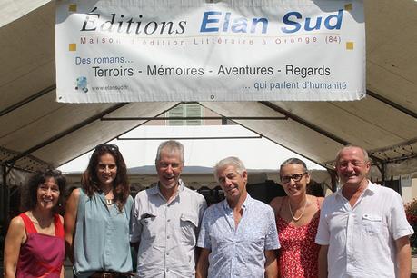 5 auteurs et carte blanche à Sisteron