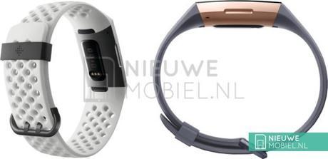 Fitbit Charge 3 : les premières photos !