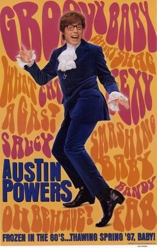 Le Pub (Juillet 2018) – Austin Powers
