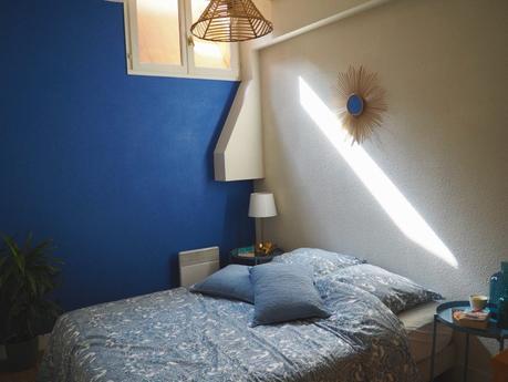 Décoration : ma chambre bleue