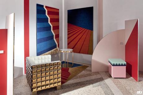 Aesthetic Visions Manfredi Style Milan Design Week 2018