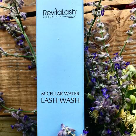 L'eau micellaire RevitaLash #beautytipsTLM