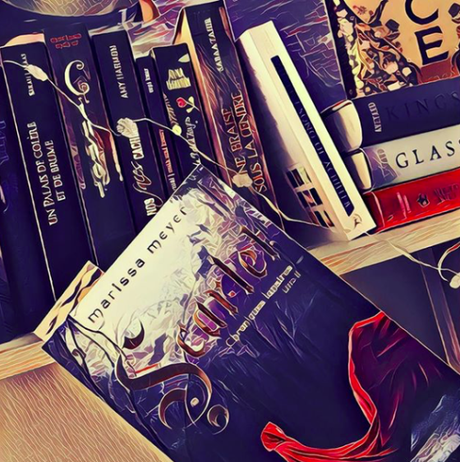 ★★★★★ Scarlet (Chroniques Lunaires #2) • Maryssa Meyer