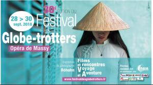 Du 28 au 30 septembre, le Festival des Globe-trotters vous attend à Massy