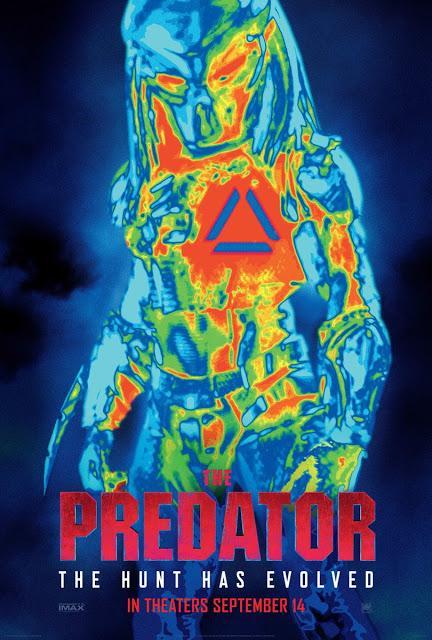 Nouveau spot TV pour The Predator de Shane Black