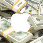 apple dollars billets 150x150 - AAPL : la capitalisation boursière d'Apple a atteint 1000 milliards de dollars