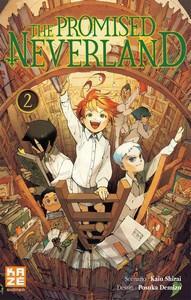 Kaiu Shirai & Posuka Demizu / The Promised Neverland, tome 2