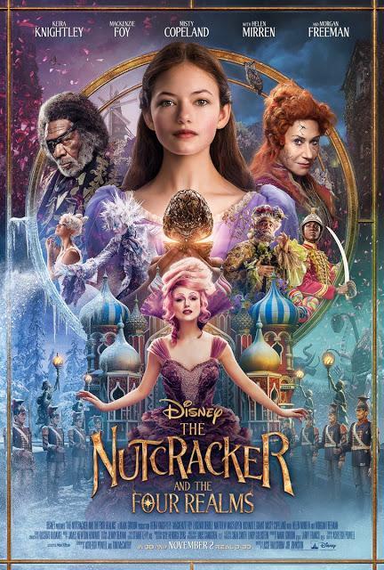 Casse-Noisette et les Quatre Royaumes : Nouveau trailer