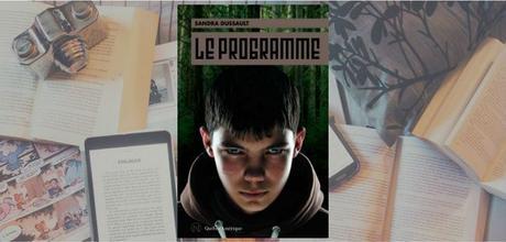 Le programme | Sandra Dussault