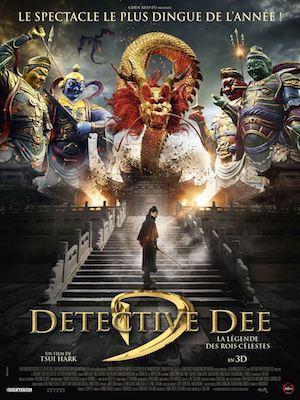 Détective Dee : la légende des Rois Célestes (2018) de Tsui Hark