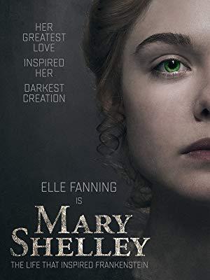 Mary Shelley (2018) de Haifaa Al Mansour