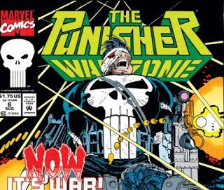 DANS LA WAR ZONE DU PUNISHER : DIXON, ROMITA JR ET JANSON