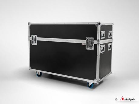 audipack FLM-5369 flight case