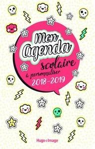 Agenda scolaire 2018-2019 à personnaliser