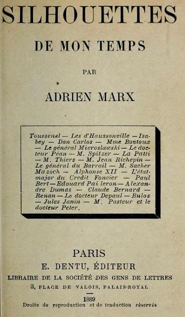 Les rencontres secrètes de Louis II et de Leopold von Sacher-Masoch, racontées par Adrien Marx
