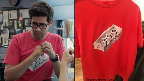 DEMAIN NOUS APPARTIENT : le t-shirt Lego de Georges