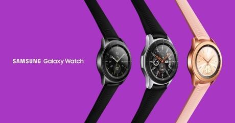 Samsung annonce la sortie de la nouvelle Galaxy Watch.