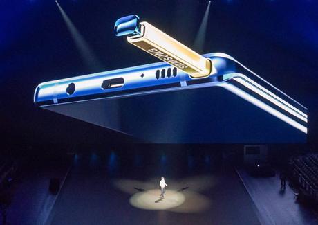 Samsung dévoile le Galaxy Note 9.