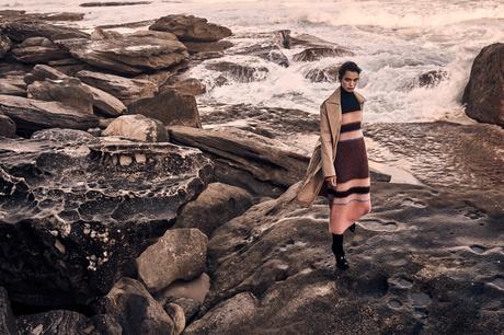 Zoe Barnard par Jeremy Choh