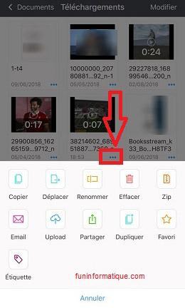 Enregistrer rapidement une vidéo Instagram sur iPhone