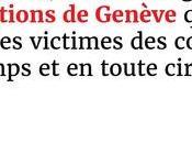 Conventions Genève soufflent aujourd'hui leurs bougies…