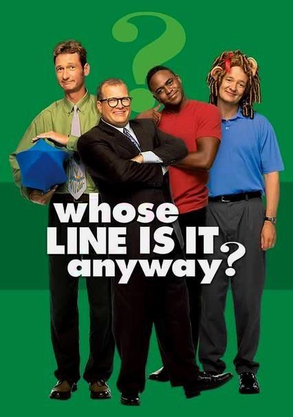 Whose Line Is It Anyway ? – Délire général