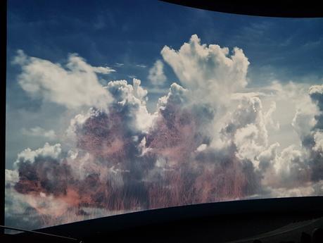 Découverte de Vulcania et du volcan de Lemptégy
