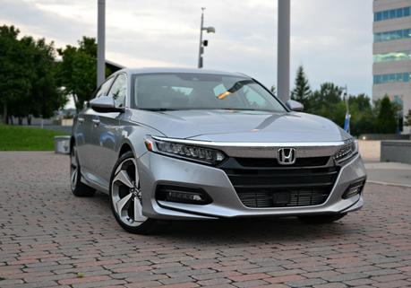 Honda Accord Touring 2.0T 2018