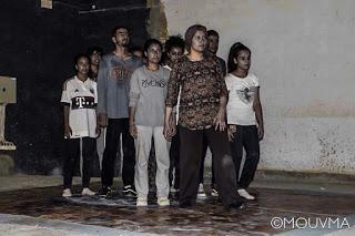 Instantané de Tunisie.  A Sidi Bouzid, la danse contemporaine contre le désespoir