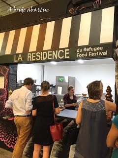 La Résidence de Refugee Food Festival à Ground Control