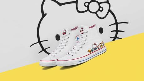 Converse x Hello Kitty Collection Capsule release date