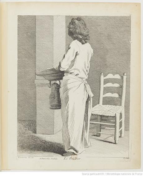 Edmé Bouchardon - Les Cris de Paris : Dessins et gravures (4)