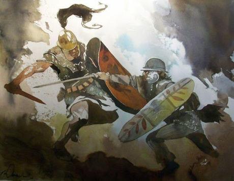 La guerre des Gaules passera sur la RTBF