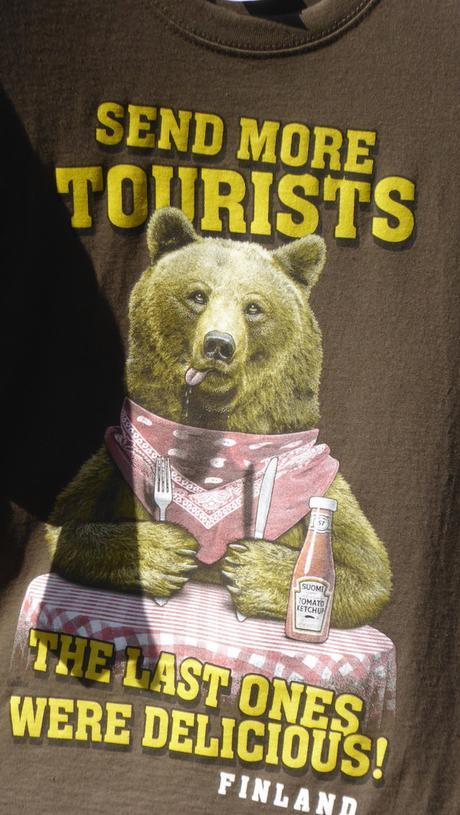 Mais pourquoi y-a-t'il si peu de touristes en Finlande ?