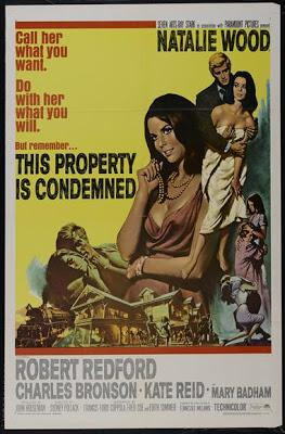 Propriété interdite - This Property Is Condemned, Sydney Pollack (1966)