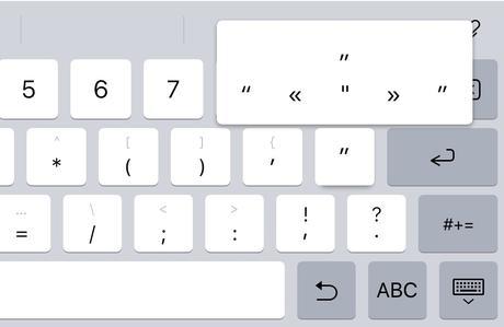 Connaissez-vous les touches cachées de votre iPhone ?