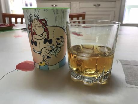 Vacances whisky et soupir