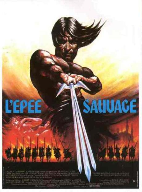 [Top fantasy] L'Epée Sauvage (The Sword and the Sorcerer)