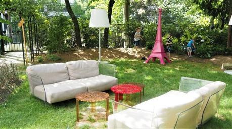 """Brunch à Paris, """"Le Jardin"""" idéal pour les familles"""
