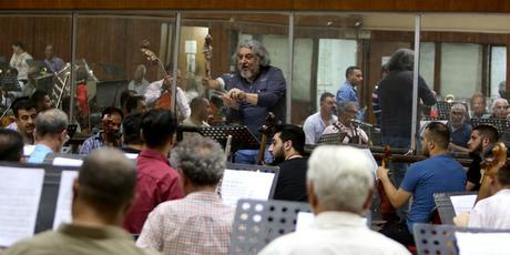 Bientôt le chant du cygne pour l'orchestre philharmonique de Bagdad