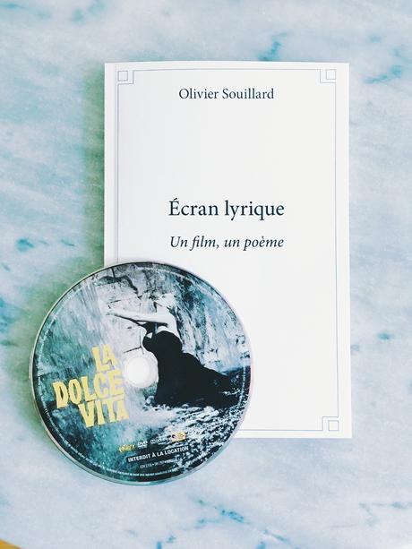 Écran Lyrique d'Olivier Souillard (poésie et cinéma !)