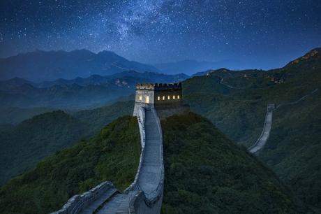 Airbnb – Dormir sur la Grande Muraille de Chine est désormais possible !