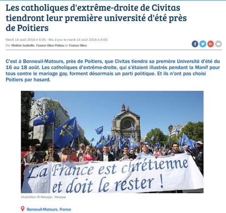 #Civitas l'université des bas du front