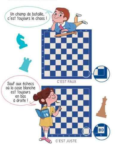Je découvre les échecs - une boite avec accessoires