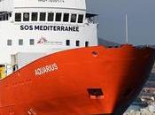 Malte offre port d'accueil l'Aquarius
